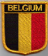 Flag Patch - Belgium 07